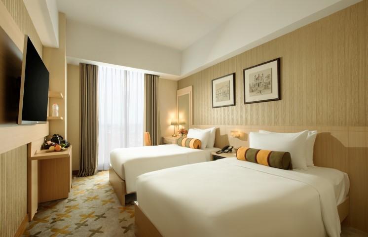 Deluxe Twin Bed Room